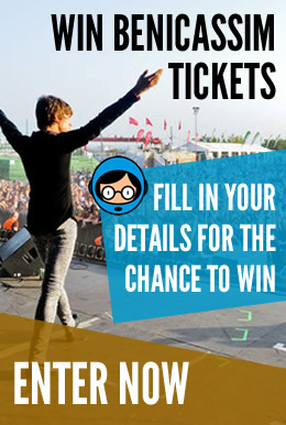 PMCJ Events Benacassim Competition Free tickets